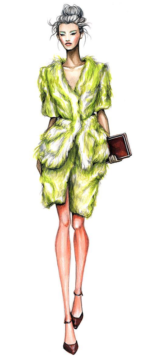 learn how to draw fur fashion finishing school