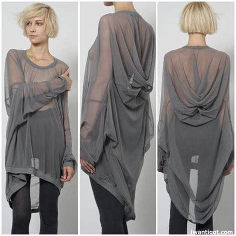 draped garments i want complex geometries fall 2010 2011