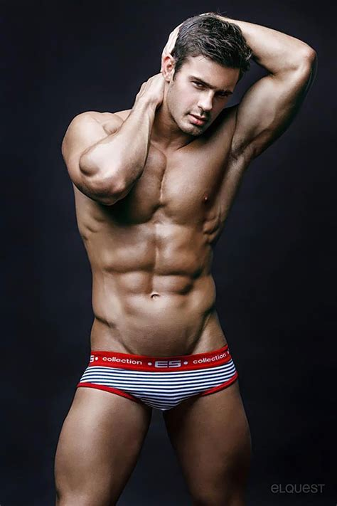 Kirill Dowidoff For Es Collection The Underwear Expert