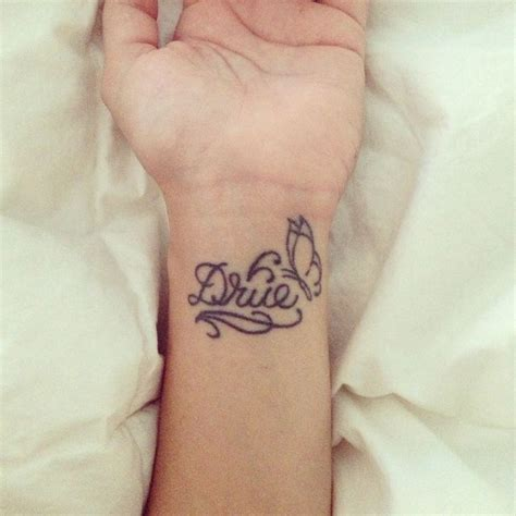 daughter name tattoo designs 17 best ideas about daughters name on