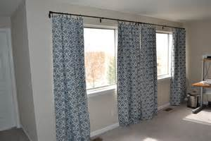 Bed Drapery Ideas Bright Blue Metalic Curtain For Living Room Window Feat