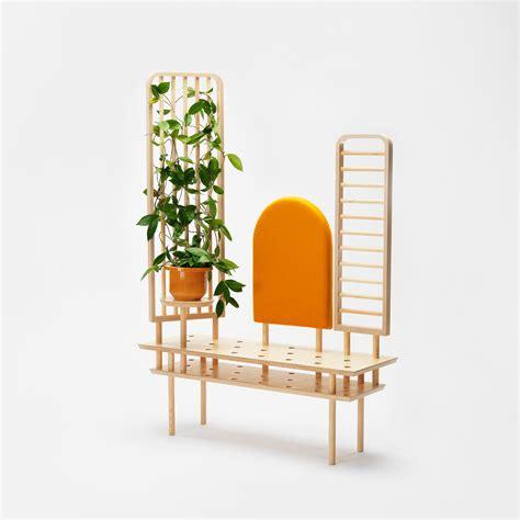 unique design special furniture for your indoor plants