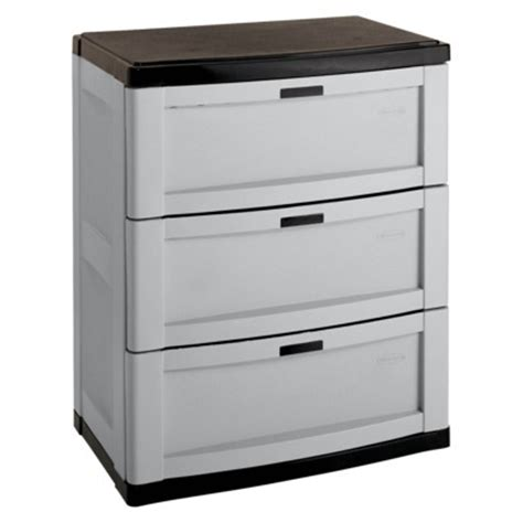 outside storage drawers superb rubbermaid outdoor storage cabinets 11 3 drawer