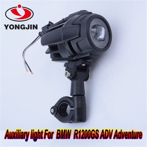 motorcycle led auxiliary lights motorcycle front headlight fog l led running light for