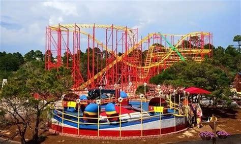 theme park groupon miracle strip amusement park in panama city beach fl