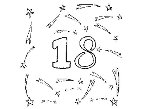 coloring page number 18 full page number 18 coloring coloring pages