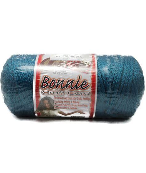 Bonnie Cord - sapphire 4mm bonnie macrame braided cord simply macrame
