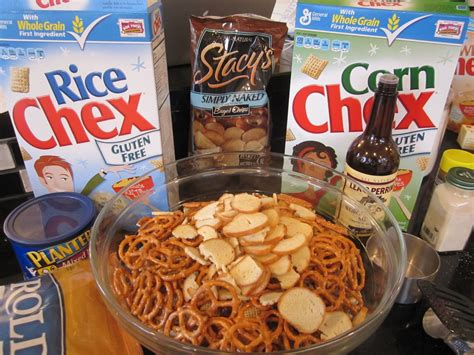 recipe for traditional chex mix culinary time capsule traditional chex mix