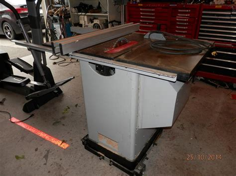 delta industrial table saw delta industrial table saw 10 quot model 36 653c top is