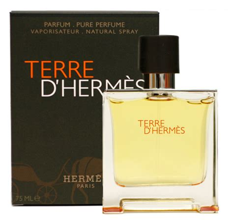 Parfum Terre D Hermes terre d hermes parfum 75 ml vapo tous les produits