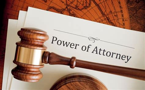 power of attorney attorney theodore london the law office of
