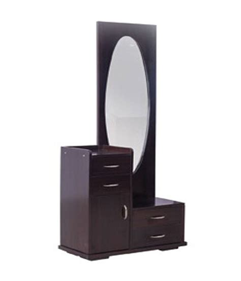 Home Decor Online Shopping In India by Mavi Brown Acacia Dressing Table Best Deals With Price Comparison Online Shopping Price