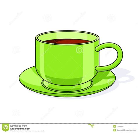 Cup On The Plate teacup clipart cup plate pencil and in color teacup