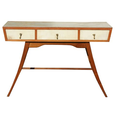 Retro Console Table Retro Console Table Midcentury Retro Style Modern Architectural Vintage Furniture From