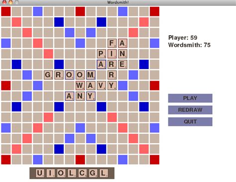 is ai a word in scrabble wordsmith building a program that plays scrabble