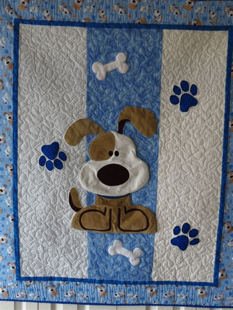 Puppy Quilt Pattern by Unavailable Listing On Etsy