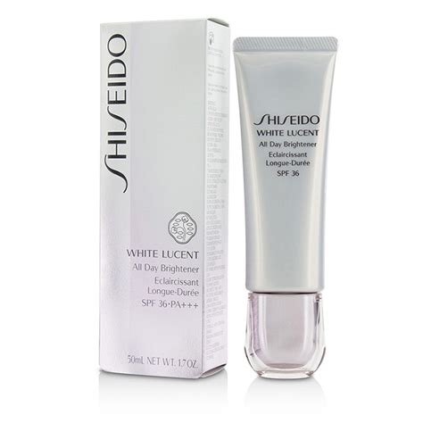 Shiseido White Lucent All Day Brightener shiseido white lucent all day brightener spf 36 pa fresh