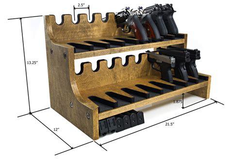 Gun Storage Rack by Quality Rotary Gun Racks Quality Pistol Racks 16 Gun