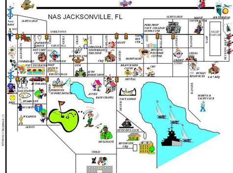 jacksonville fl map nas jacksonville map nas jacksonville base map florida