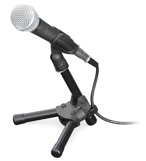 Desk Microphone Stand Mic Stands Desk Microphone Stand