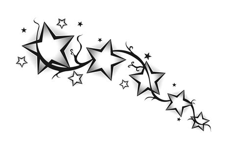 tribal star tattoos tattoos and designs page 110