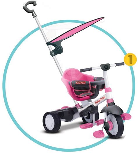 Setelan 3in1 Retro Pink fisher price smart trike charm plus pink 3in1 tricycle alzashop