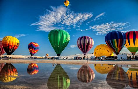 top  hot air ballooning trips places