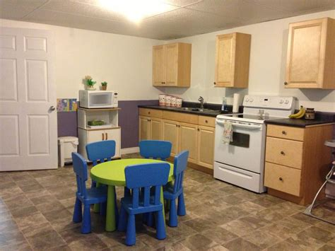 kitchen in a day daycare kitchen lunch time day care ideas pinterest