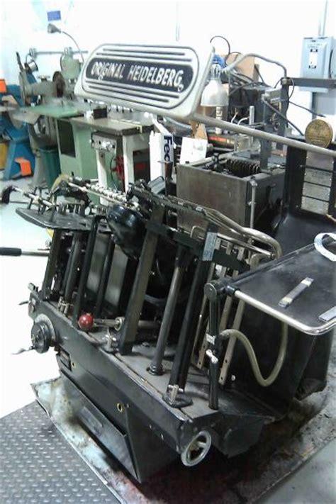 letterpress bindery operator immediately briar press