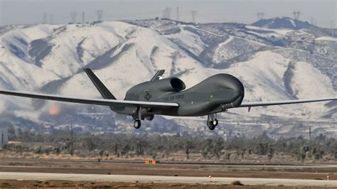 Drone Global Hawk 100 000 hours in danger zone for s d drone maker since