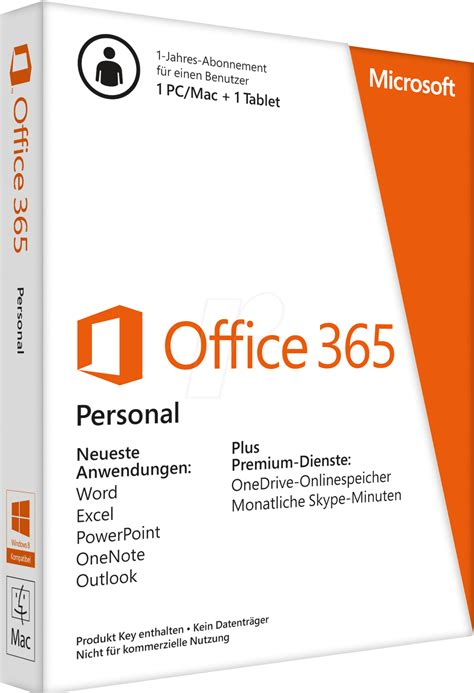 Ms Office 365 Personal office 365 p microsoft office 365 personal 1 year at