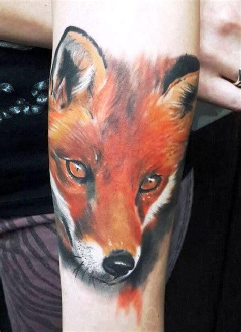 fox tattoo 30 fox tattoos tattoofanblog