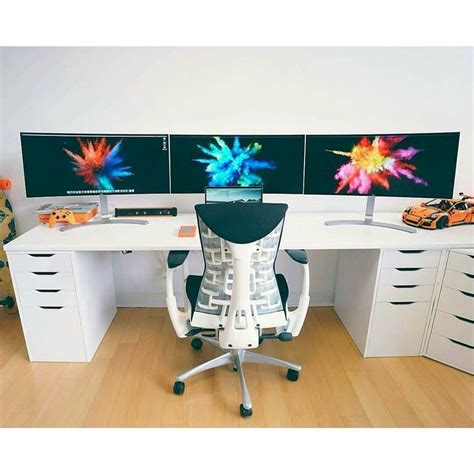 gaming computer desk setup best 25 gaming setup ideas on pc gaming setup