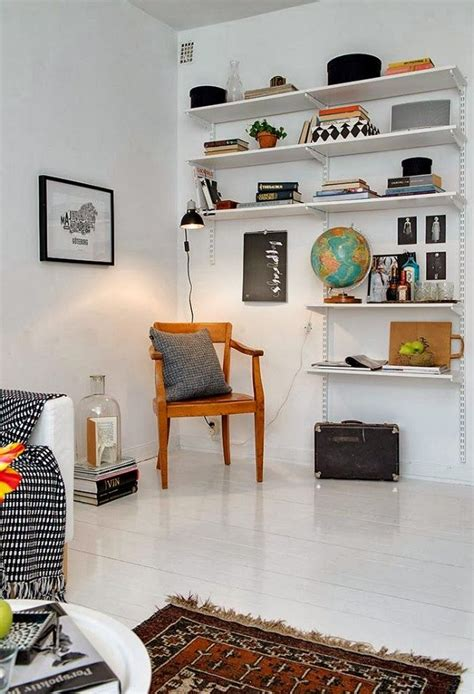 living room wall shelves decordots how to organize your living room basic