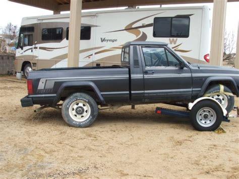 1988 jeep comanche 1988 jeep comanche truck
