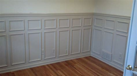 Wainscoting Boxes Architectural Shadow Box Wainscoting Traditional New