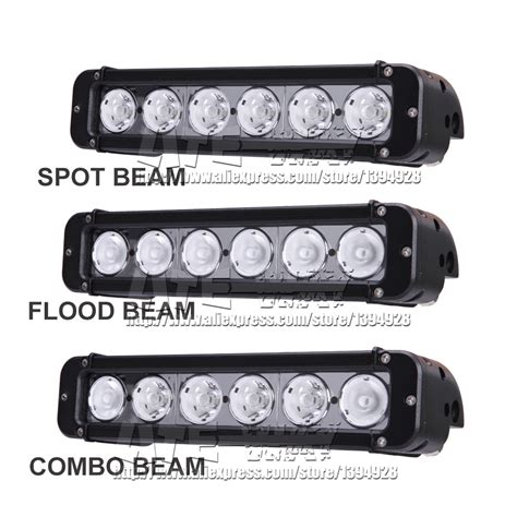 Led Driving Light Bar Free Shipping 11 Quot 60w Cree Led Light Bar Led Driving Light For Road Marine Atv Utv Use
