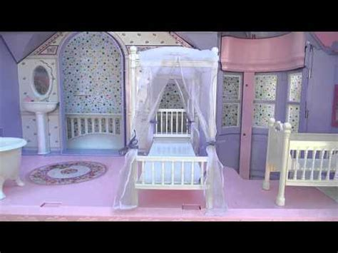 barbie doll house tour videos barbie dream dollhouse virtual house tour youtube