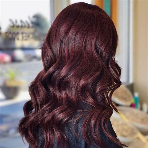 wine hair color mulled wine hair color will get you in