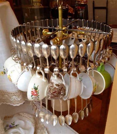 unique lighting ideas 21 unique lighting design ideas recycling tableware and
