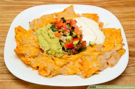 nacho supreme how to make nachos supreme 5 steps with pictures wikihow