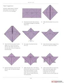 Paper Flower Steps - origami paper flowers step by step wonderful orchid origami