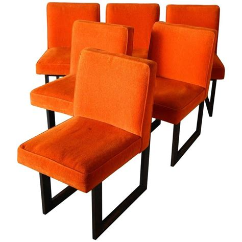 cubism chair vladimir kagan cubist dining chairs for sale at 1stdibs
