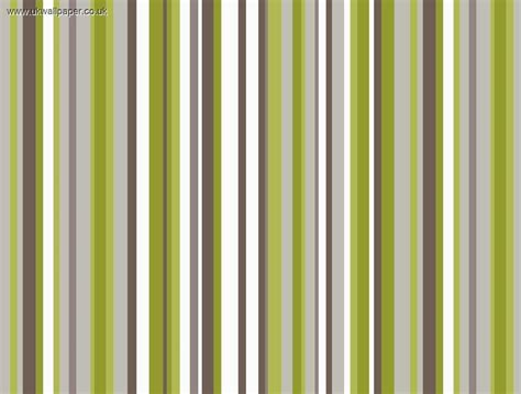 striped wallpaper green and brown standard and barcode stripes