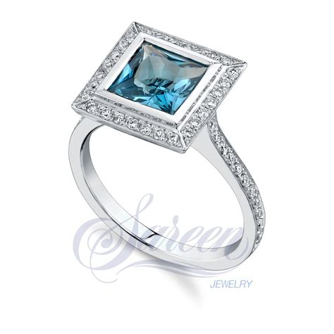 sareen colored ring