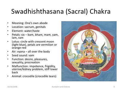 sacral chakra location chakras part2