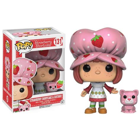 Funko Pop Blueberry Muffin Cheesecake Strawberry Shortcake funko pop vinyl figures funko pop s funko toys vinyls
