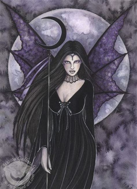 fairy magyk ecards jessica galbreth gothique
