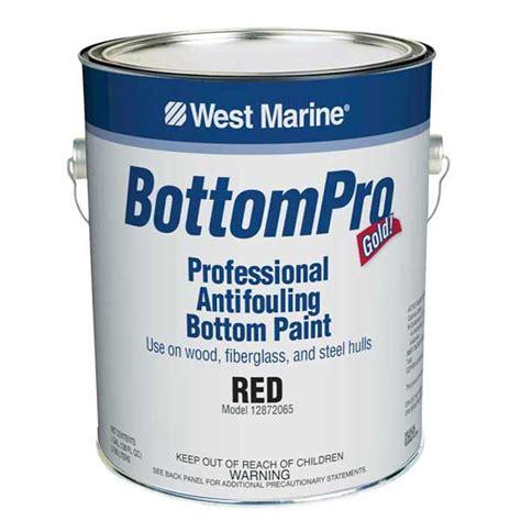 west marine bottom pro gold bottom paint gallon west marine - Boat Bottom Paint Gallon