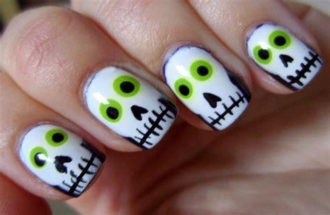 imagenes uñas de halloween 35 dise 241 os para lucir unas u 241 as perfectas en halloween